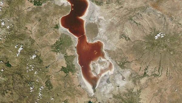 Le lac d'Ourmia - Sputnik France
