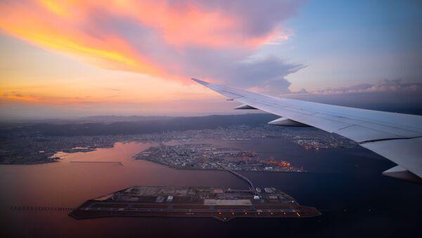 Международный аэропорт Кансай, Осака, Япония - Sputnik France