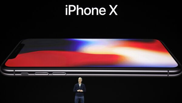 iPhone X - Sputnik France