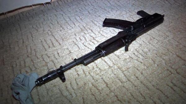 Fusil d'assaut Kalachnikov - Sputnik France