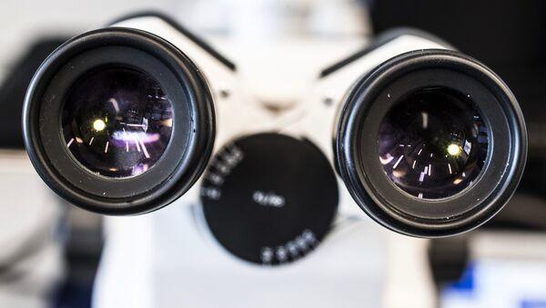 Microscope - Sputnik France