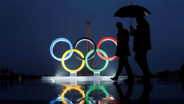 Les anneaux olympiques - Sputnik France
