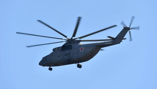 Un hélicoptère lourd - Sputnik France