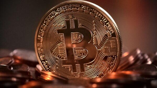 Bitcoin, image d'illustration - Sputnik France