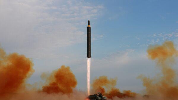 le tir de missile nord-coréen - Sputnik France