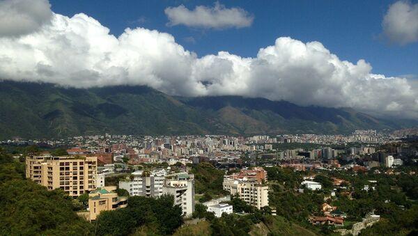 View of Caracas, Venezuela - Sputnik France