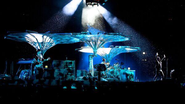 Концерт ирландской группы U2 в рамках мирового тура 360 Degree - Sputnik France