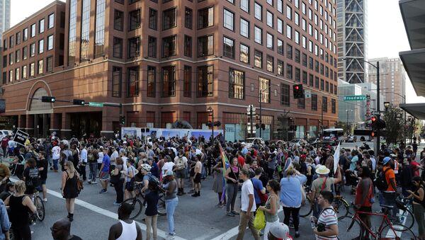 St. Louis Protest - Sputnik France