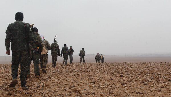 Combattants des FDS - Sputnik France