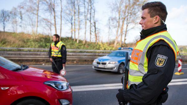 Contrôles frontaliers à l'intérieur de l'espace Schengen - Sputnik France