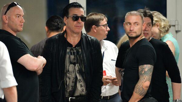 Rammstein à Moscou - Sputnik France