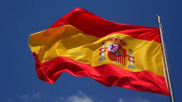 La bandera de España - Sputnik France