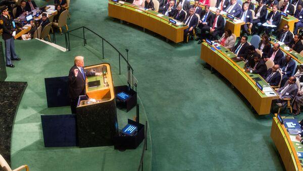 Заседание Генеральной Ассамблеи ООН - Sputnik France