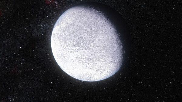 Карликовая планета Эрида глазами художника - Sputnik France