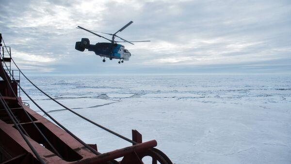 Арктическая экспедиция Кара-зима 2015 - Sputnik France