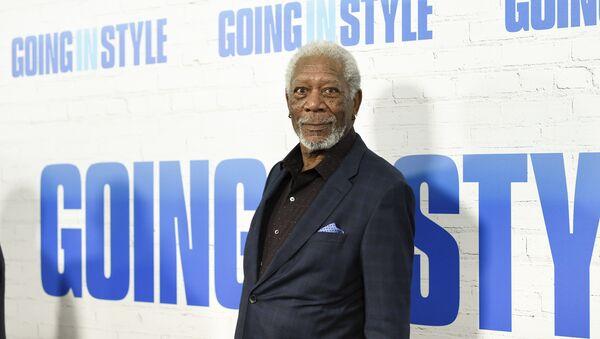 Actor Morgan Freeman - Sputnik France