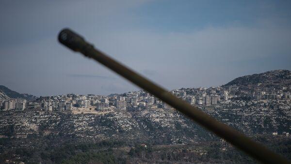 La province d'Idlib (archives) - Sputnik France