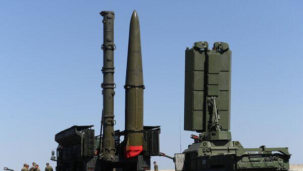Systèmes de missiles sol-air S-400 Triumph - Sputnik France