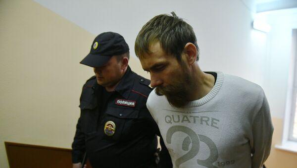 Арест лидера Христианского государства Александра Калинина - Sputnik France