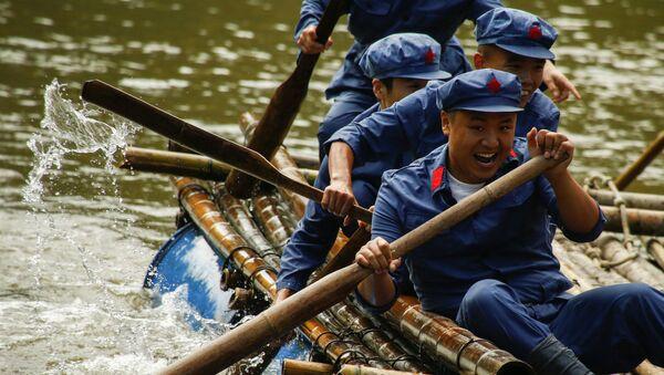 La Longue Marche de l'Armée rouge chinoise - Sputnik France