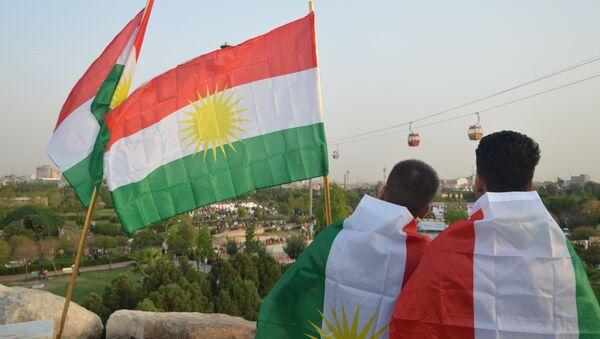 Референдум в Иракском Курдистане - Sputnik France