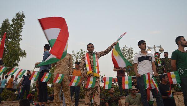 Le jour du référendum sur l'indépendance sera un jour de repos au Kurdistan irakien - Sputnik France