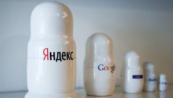 Yandex - Sputnik France