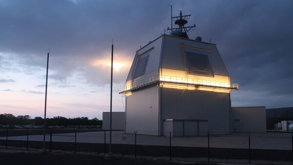 Aegis Ashore Weapon System - Sputnik France