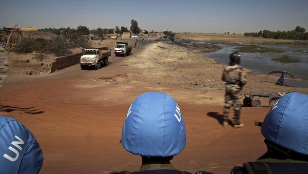 UN peacekeepers. Mali (File) - Sputnik France