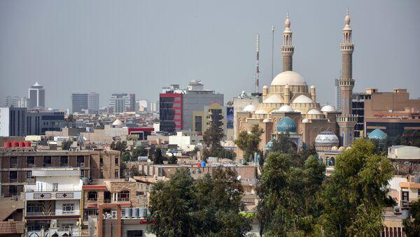 Erbil, la capitale du Kurdistan irakien - Sputnik France