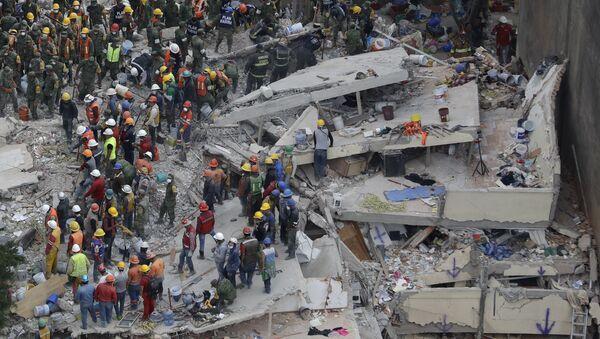 tremblement de terre - Sputnik France