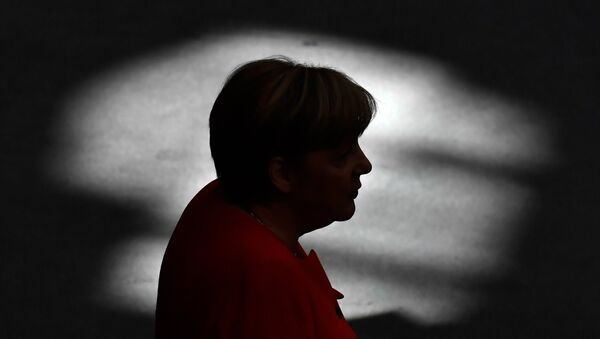 Angela Merkel spricht am 5. September in Bundestag - Sputnik France