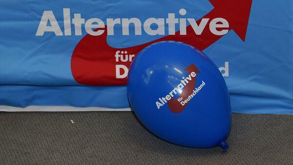 AfD reagiert auf erste Schätzungen zur Bundestagswahl - Sputnik France