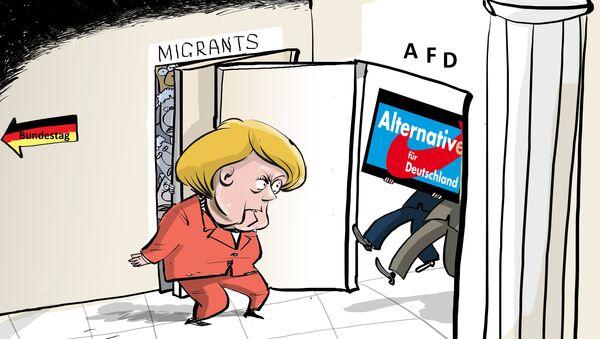 Elections au Bundestag - Sputnik France