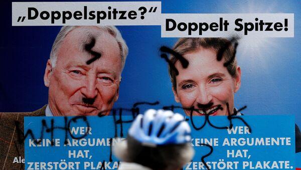 L'AfD doit-elle sa percée au soutien des «bots russes»? - Sputnik France