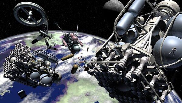 Vaisseau spatial - Sputnik France