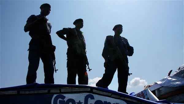 Police of the Democratic Republic of Congo (DRC) - Sputnik France