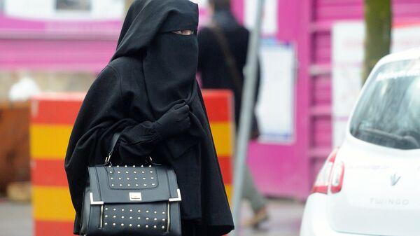 un niqab - Sputnik France