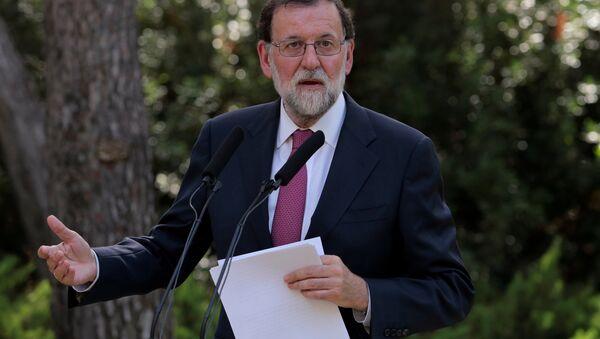 Mariano Rajoy - Sputnik France