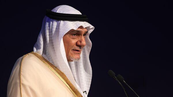 Turki al-Faisal Al Saoud - Sputnik France