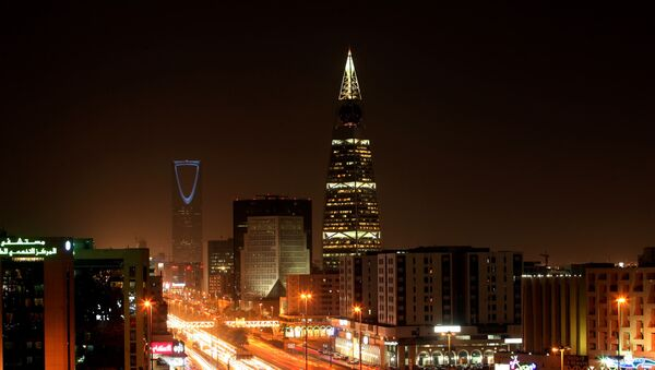 Riad, la capital de Arabia Saudí - Sputnik France