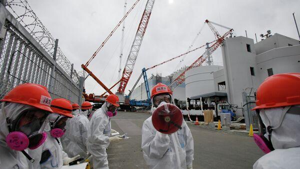 Fukushima - Sputnik France