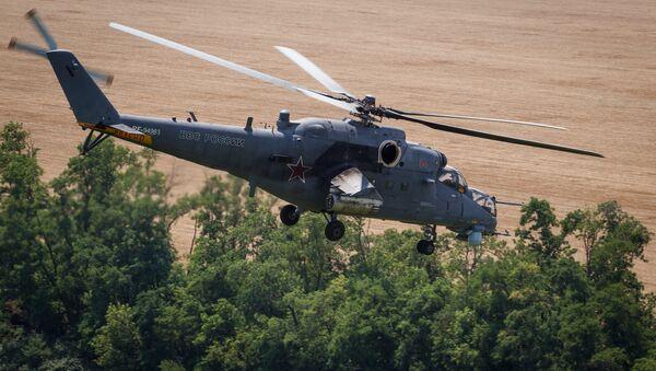 Mi-35M - Sputnik France