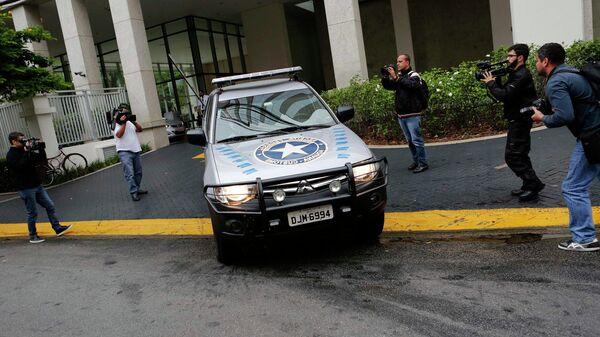 Police brésilienne - Sputnik France