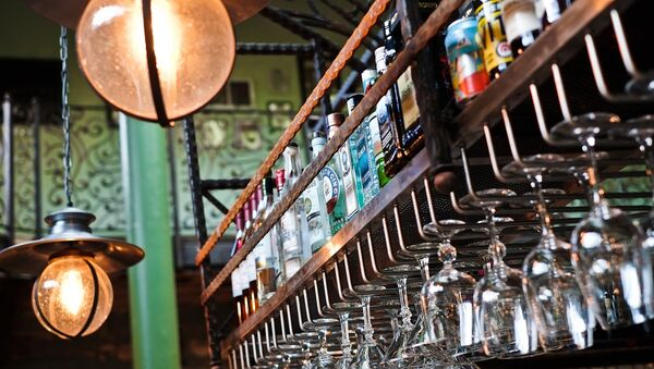 un bar - Sputnik France