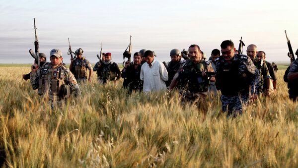 Des soldats irakiens - Sputnik France