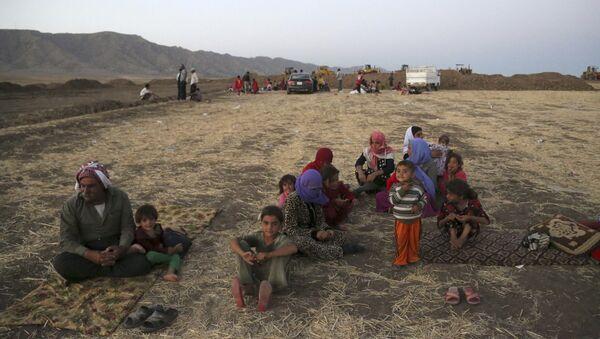 Irak : 500 Kurdes yézidis assassinés par les islamistes - Sputnik France