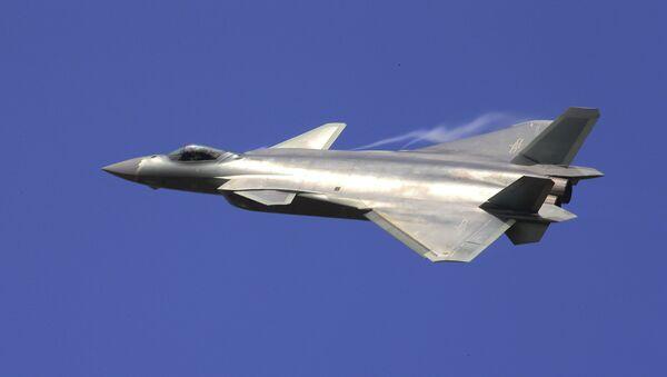 Le chasseur J-20 chinois - Sputnik France