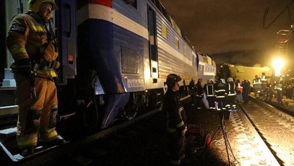 Au moins 16 morts dans une collision train/bus au nord-est de Moscou - Sputnik France