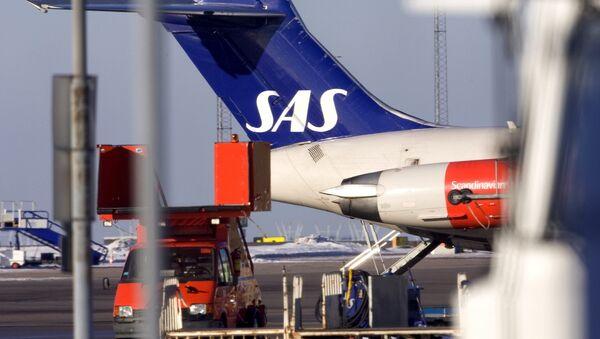 l'aéroport international suédois de Göteborg - Sputnik France